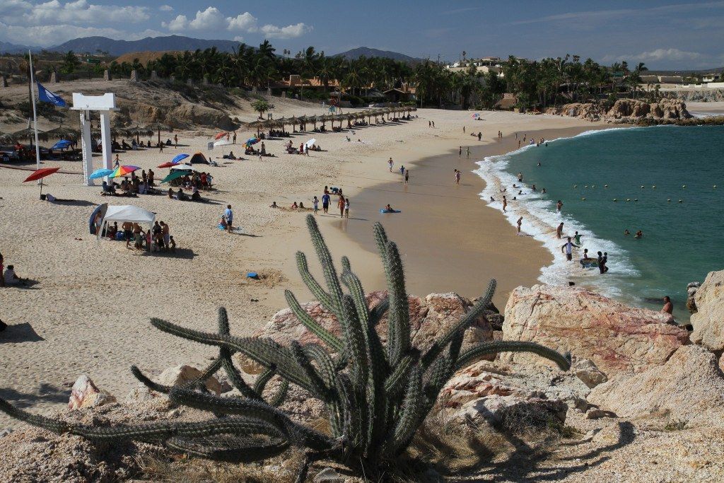 Best Cabo Landmarks Chileno Beach