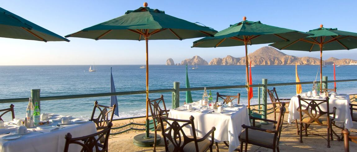 Bella California Restaurant View