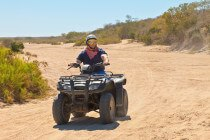 Fun with Atv In cabo san lucas
