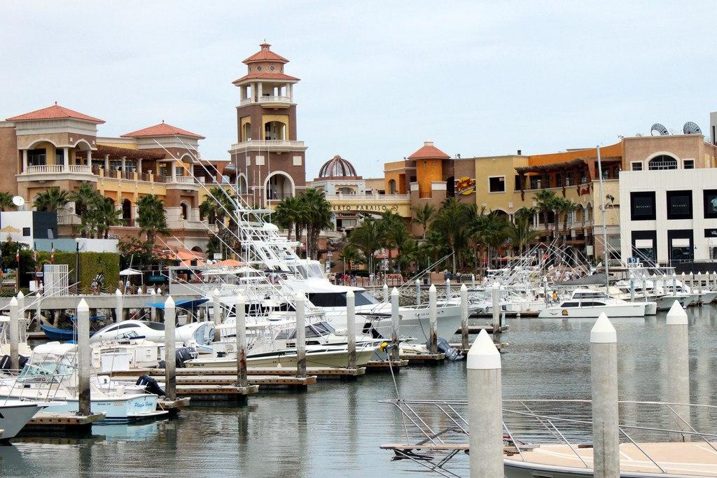 Best Cabo Landmarks Marina