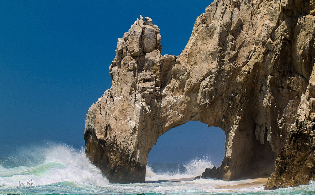 Best Cabo Landmarks the Arch
