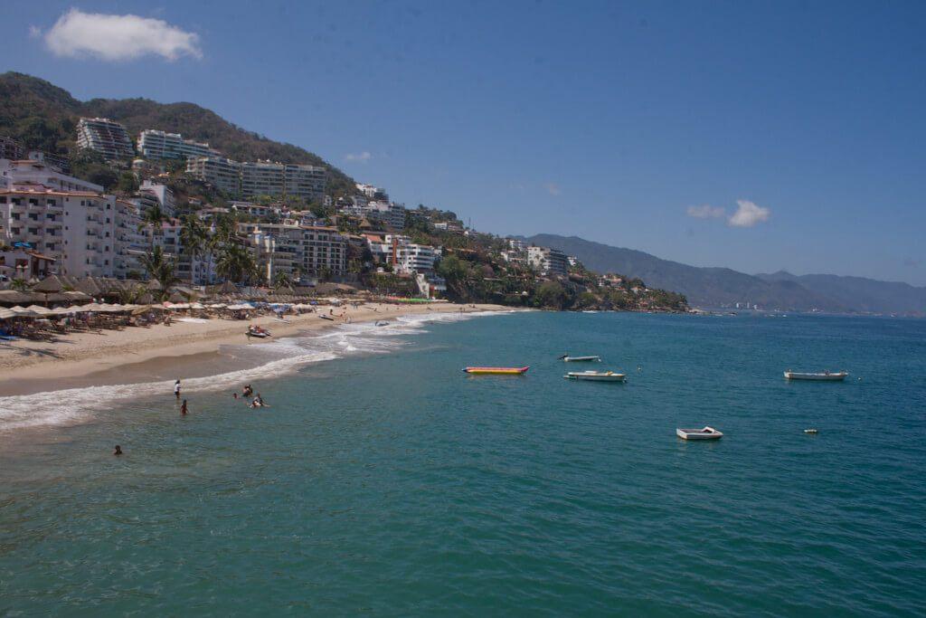 Los Muertos Beach - Puerto Vallarta MX
